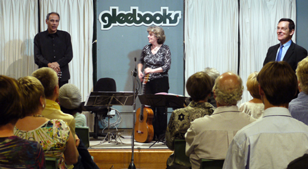 Agostino Duo At Gleebooks